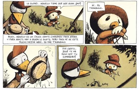'Abelardo' de Dillies y Hautière: una fábula sobre la inocencia