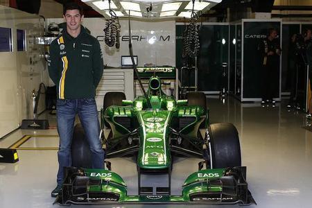 Alexander Rossi seguirá un plan parecido al de Valtteri Bottas para convertirse en titular