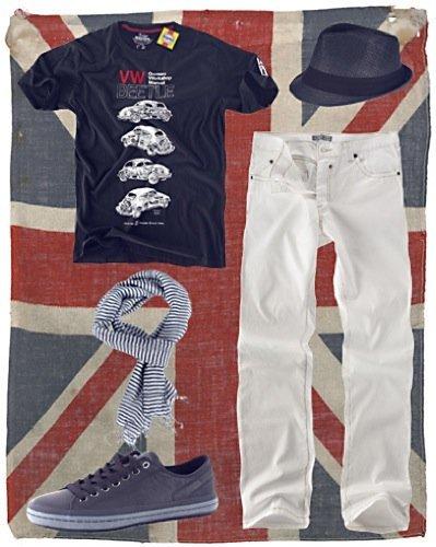El estilo británico según el Pull and Bear III