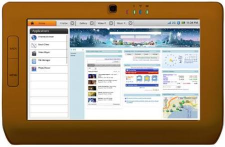 Freescale tablet