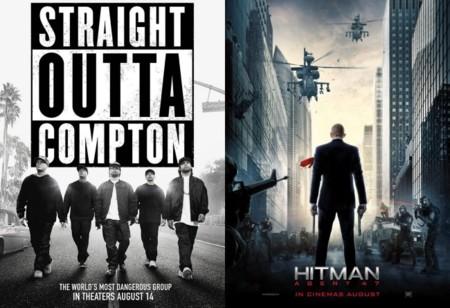 Taquilla USA | Hitman vuelve a fracasar y los raperos siguen en la cima