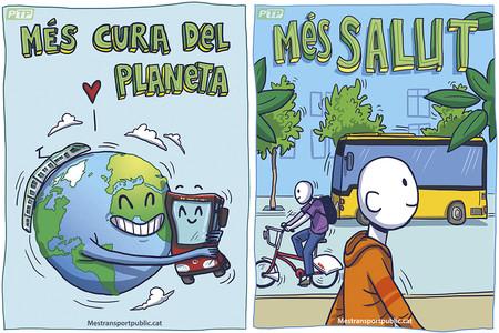 Campana Transporte Publico Barcelona2