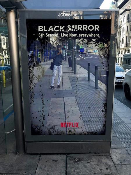 Black Mirror Season 6 Publicidad 3
