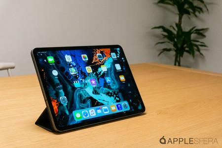 Apple publica un sitio móvil interactivo destacando las características del iPad Pro 2018
