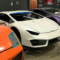 Cierran una fábrica brasileña que producía bajo pedido copias de superdeportivos Ferrari y Lamborghini