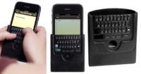 iTwinge, ponle un teclado físico al iPhone