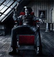 Trailer de 'Sweeney Todd', de Tim Burton