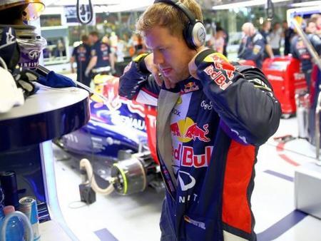 """Sebastian Vettel:""""En Austin usaré un sexto motor; la sanción es inevitable"""""""