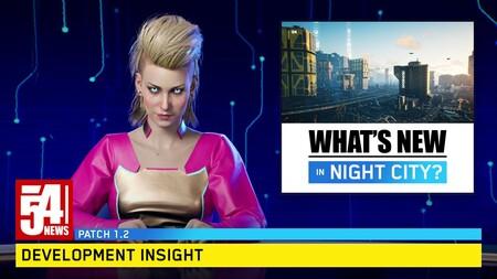 Cyberpunk 2077: aquí tienes los primeros detalles con las mejoras del parche 1.2 previsto para este mismo mes