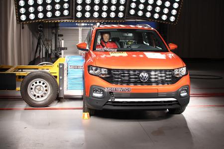 Latin NCAP pone cinco estrellas a Volkswagen T-Cross y cuatro a Toyota Yaris en seguridad