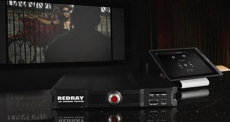 Reproduciendo vídeo en Super Alta definición en el RedRay