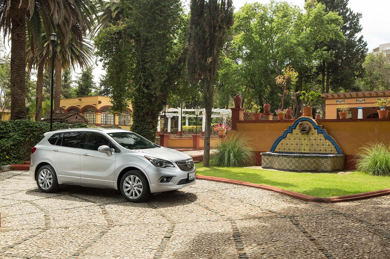 Buick Envision Precios Versiones Y Equipamiento En