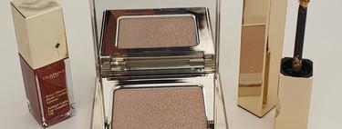 Clarins presenta su colección de Shimmer&Shine con la que brillar sin límites esta Navidad. La probamos