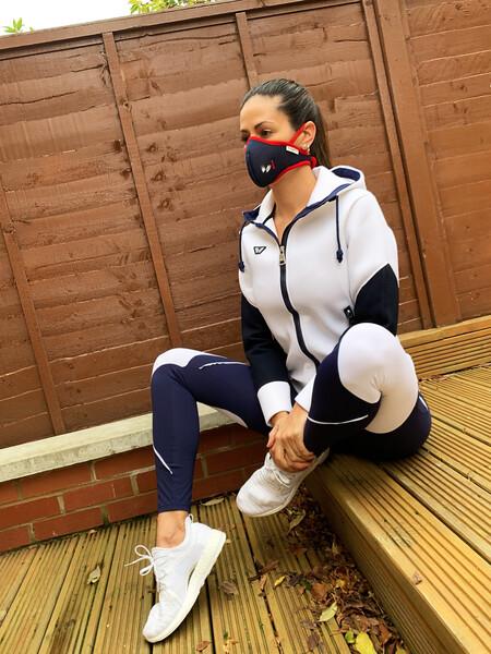 Idawen renueva su mascarilla deportiva incluyendo un nuevo filtro viricida de nanofibras