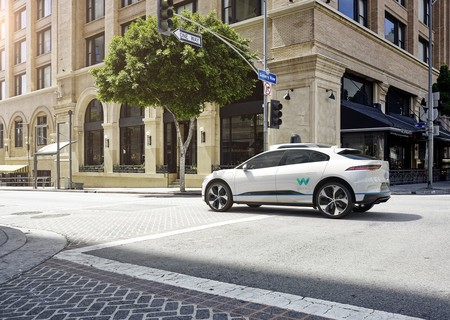 Waymo Jaguar Land Rover 3