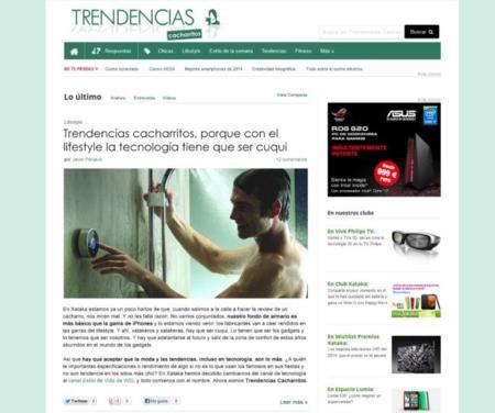 [Inocentada 2014] Trendencias cacharritos, porque con el lifestyle la tecnología tiene que ser cuqui