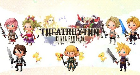 Se confirman nuevos personajes para Theatrhythm Final Fantasy: Curtain Call
