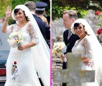 ¡Lily Allen se casa y nos dice que está embarazada! Las buenas noticias, si son dobles, mucho mejor