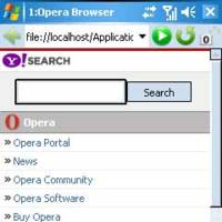 Google, buscador por defecto en Opera Mobile y Mini