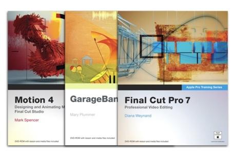 Aprender Final Cut, iLife´09, iWork,....