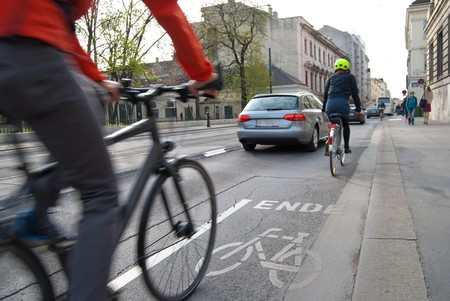 Ciclistas Permiso Conducir