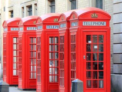 Las cabinas telefónicas de UK se convierten en mini-oficinas