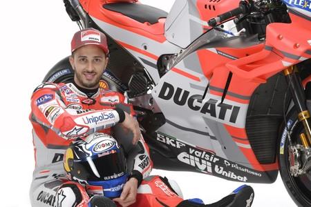 Presentacion Ducati Desmosedici Gp2018 Andrea Dovizioso