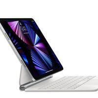 El nuevo iPad Pro (2021) de 12,9 pulgadas solo es compatible con el nuevo Magic Keyboard