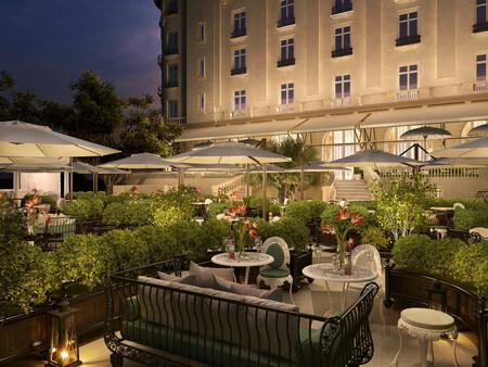 ritz garden jardin madrid mandarin oriental hotel restaurant
