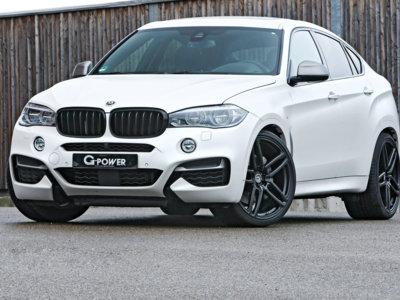 G-Power lleva el motor triturbo del BMW X6 M50d hasta los 457 CV