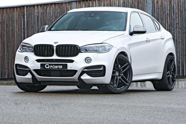 G-Power BMW X6 M50d