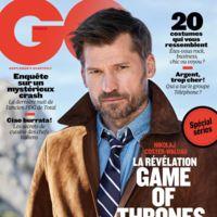 Juego de Tronos y Nikolaj Coster-Waldau en la portada de la edición francesa de GQ