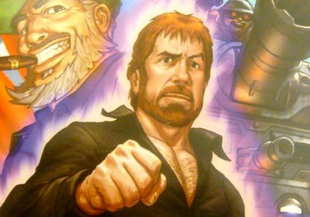 Espectacular trailer del mejor juego de la historia, 'Chuck Norris: Bring on the Pain'