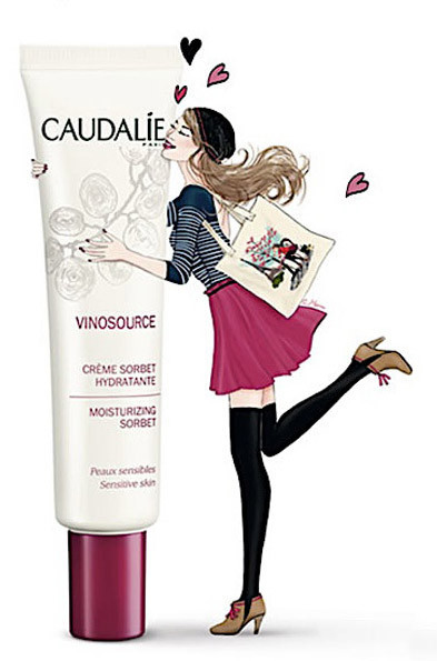 Caudalie Vinosource: las cremas SOS para las pieles deshidratadas