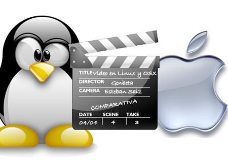Reproductores de vídeo para Linux y Mac OS X