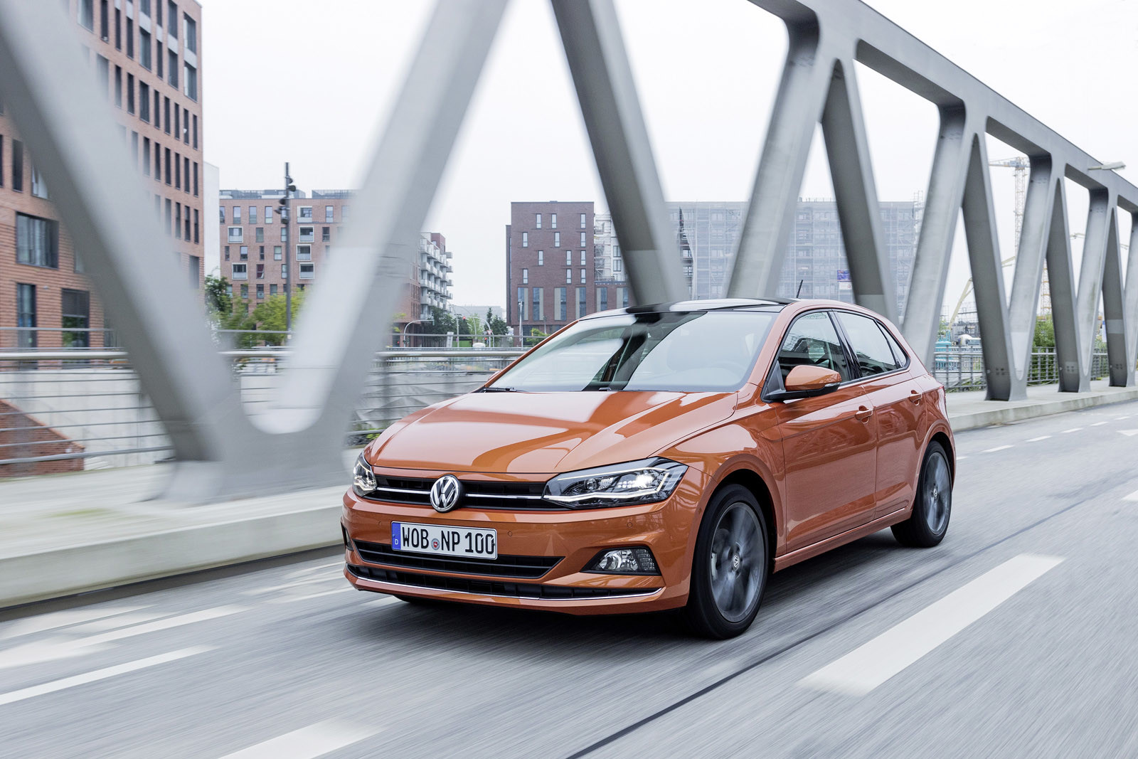 Foto de Volkswagen Polo 2018, toma de contacto (34/59)