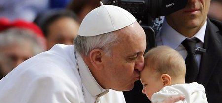 """El Papa Francisco animó a las madres a """"amamantar con toda normalidad"""" en la Capilla Sixtina"""