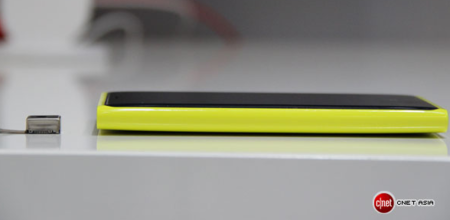 El módulo de la cámara es el que hace gordito al nuevo Nokia Lumia 920