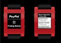El ecosistema de aplicaciones de Pebble crece: llega Paypal