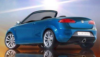 Soñando con el Seat Leon Cabrio Coupé