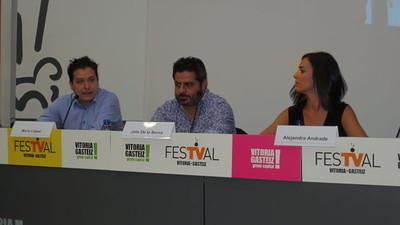 "'Encarcelados': ""Me marcho que tengo que ir a ver si sobrevivo""   FesTVal 2013"