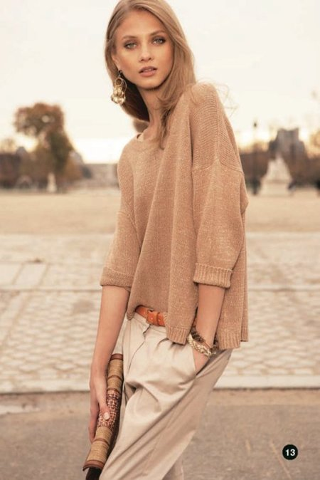 Casual Mango lookbook primavera 2012