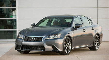 El Lexus GS 450h montará los asientos más avanzados del mundo