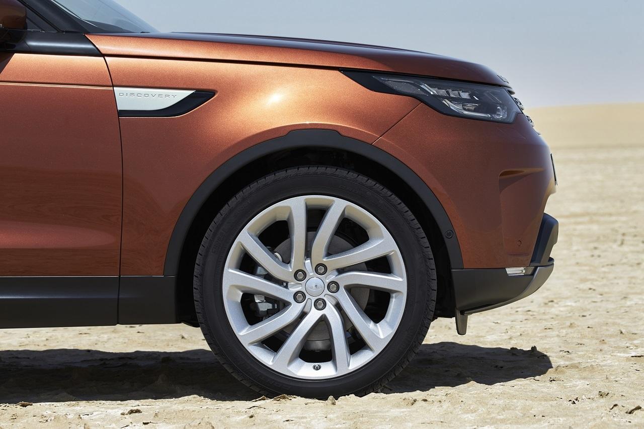 Foto de Land Rover Discovery (14/28)