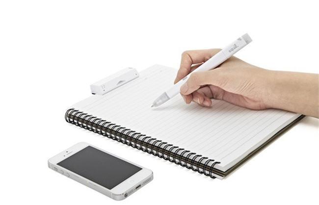 Equil Jot, un bolígrafo inteligente que transfiere tus notas del papel a la pantalla