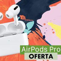 Chollazo: en eBay con el cupón PEBAYDAYS tienes el precio más bajo que hemos visto hasta la fecha para los AirPods Pro