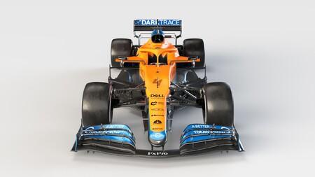 Mclaren Mercedes F1 2021