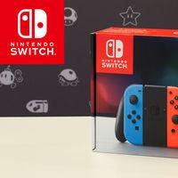 Consola Nintendo Switch por sólo 289,99 euros y envío gratis desde España