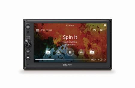 Sony Xav Ax100 3