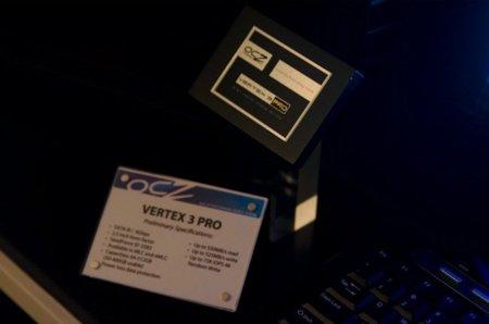 OCZ Vertex 3, con la nueva generación de chipsets SandForce y más de 500 MB/s